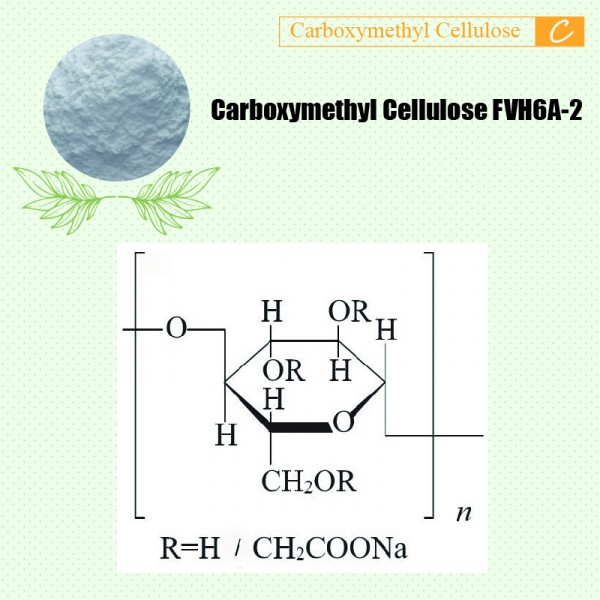 Carboxymethyl Cellulose (CMC)  FVH6A-2 1000kg/pallet