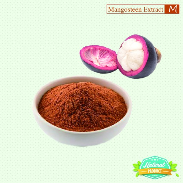 Mangosteen Extract alpha-Mangostin 30% 25kg/drum