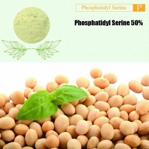 P.S. (Soy) Phosphatidyl Serine 50% 1kg/bag