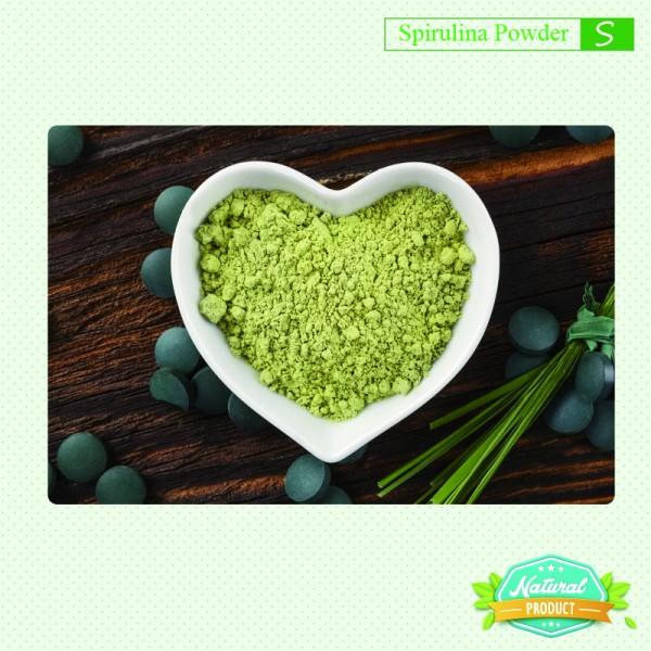 Spirulina Powder 25kg/drum