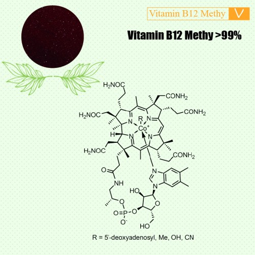 Vitamin B12 Methylcobalamin (0.1kg/Tin) By Yuxing
